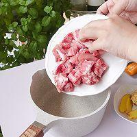 简易版年夜饭必备红烧排骨,吃完还会舔手指的做法图解2