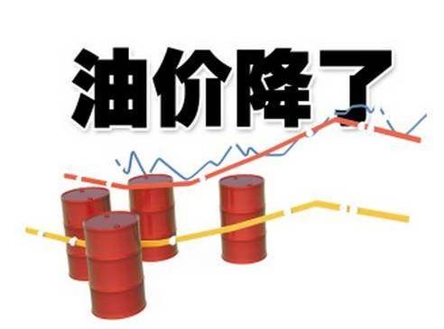 """好消息:17日24时,就在明天,国内油价或将""""大幅下调"""""""