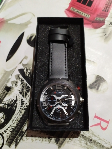 Men's Casual Watches photo review
