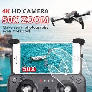 Image 4 - SG906 RC เฮลิคอปเตอร์ GPS Drone 4K HD กล้อง selfie Drone Professional Quadrocopter GPS การวางตำแหน่งติดตาม Gimbal drones