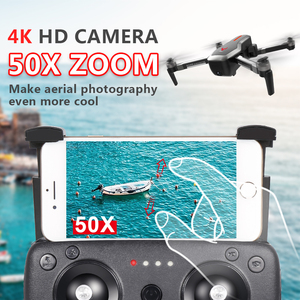Image 4 - SG906 RC Helicopter GPS Drone 4K with HD camera selfie drone professional Quadrocopter GPS flow positioning Follow Gimbal drones
