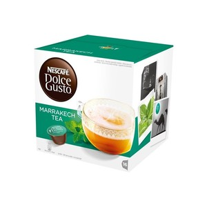 Marrakech Style Tea 16 units Dolce Gusto