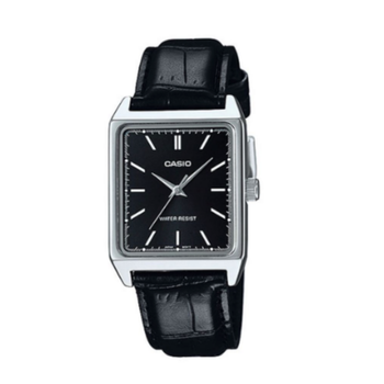 Casio Men %100 Original Watches Leather Fashion Top Brand Luxury Water Resist Quartz Technology Men Gifts Casual Watch MTP-V007L casio mtp v007l 9e