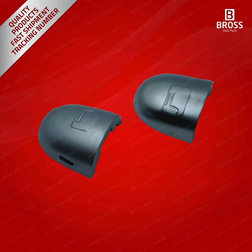 BDP576-1 2 Stukken Deurklink Key Hole Cover Cap: 8200036411 Links En Rechts Zilver Voor Renault Megane MK2 Scenic MK2 Grand Scenic MK2 Clio Laguna 2 Twingo Modus Espace Vel Satis Turkish Store Made in Turkey