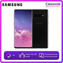 Уцененный телефон Samsung Galaxy S10 8/128GB, Б/У, состояние хорошее