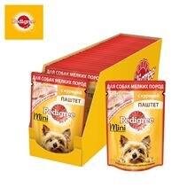 Влажный корм для взрослых собак маленьких пород Pedigree паш