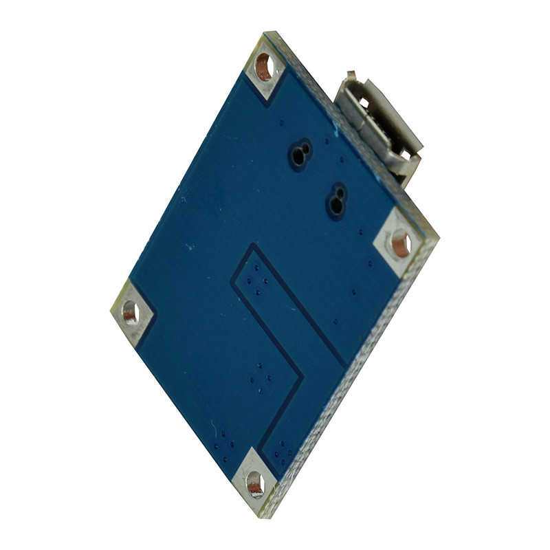 TP4056 1A lithium battery dedicated charging board charging module charger MICRO USB interface
