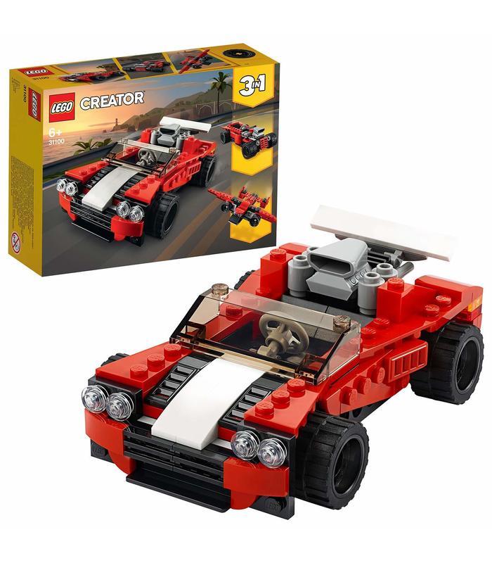 Lego 31100 Sporty Toy Store