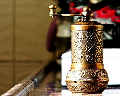 Turkish  Pepper Or Coffee Hand Grinder Mill 6