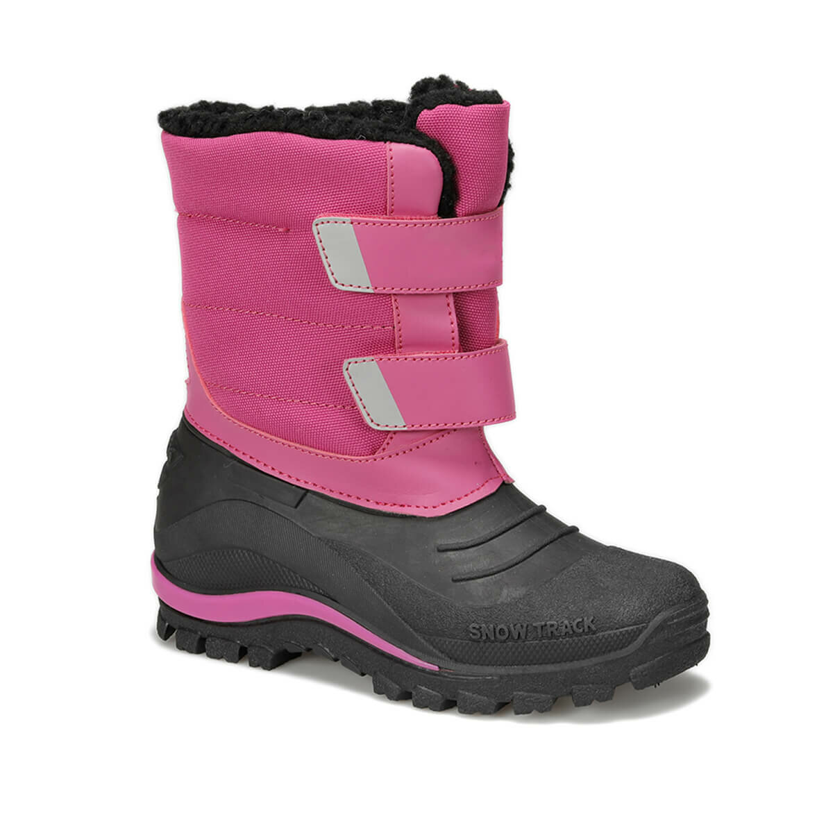 FLO SNOWY 9PR Fuchsia Female Child Snow Boat LUMBERJACK