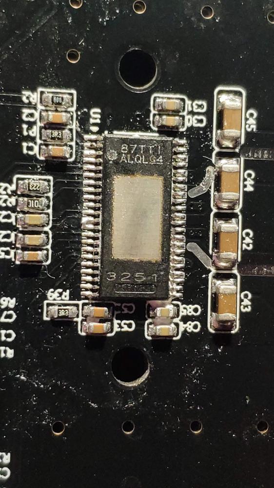 -- Tpa3251 Tpa3251 Amplificador