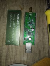 Normal receiver, all parts are in place, but R820T, not T2. The store wrote about it, I ca