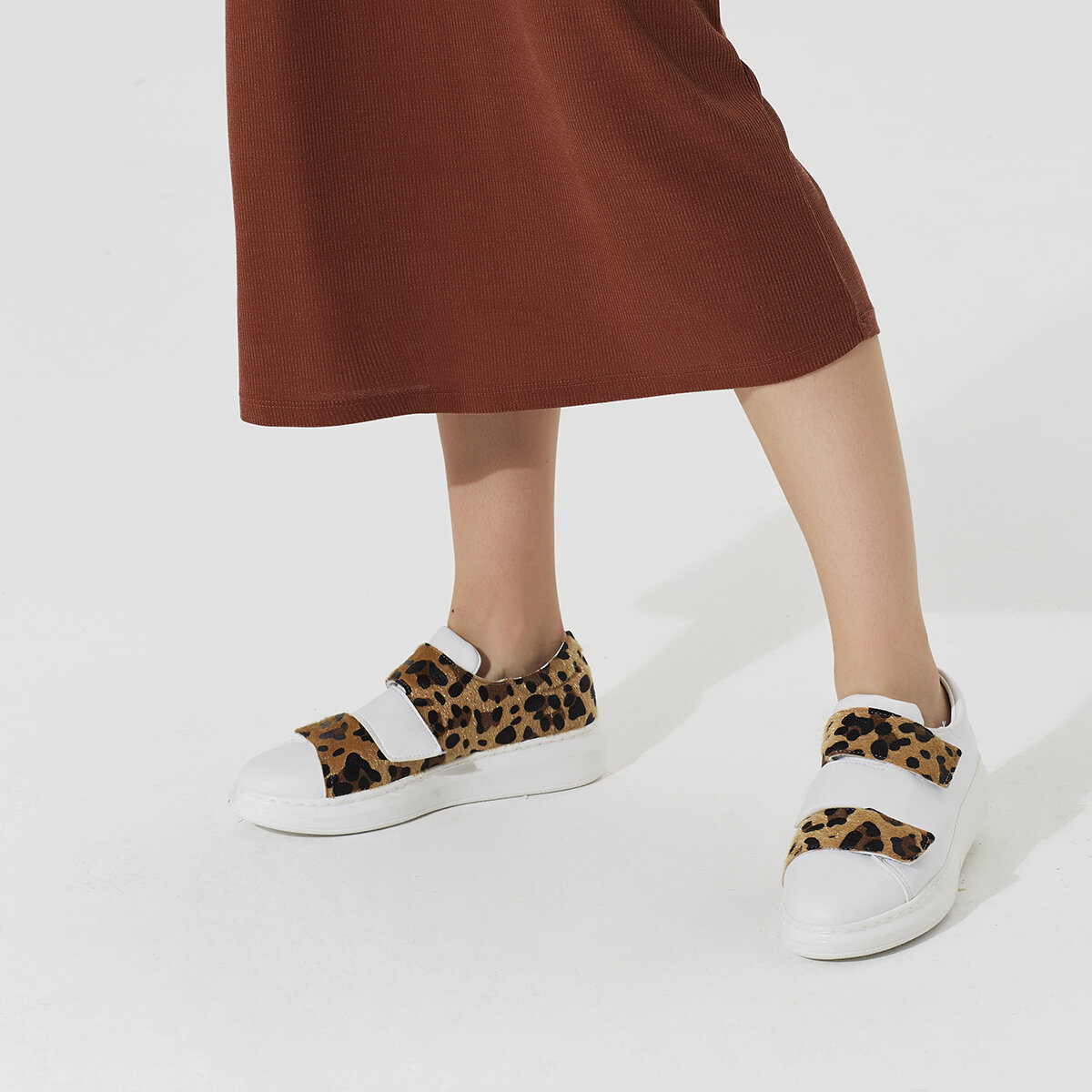 FLO CONTESSA01Z89Z White Women 'S Sneaker Shoes BUTIGO