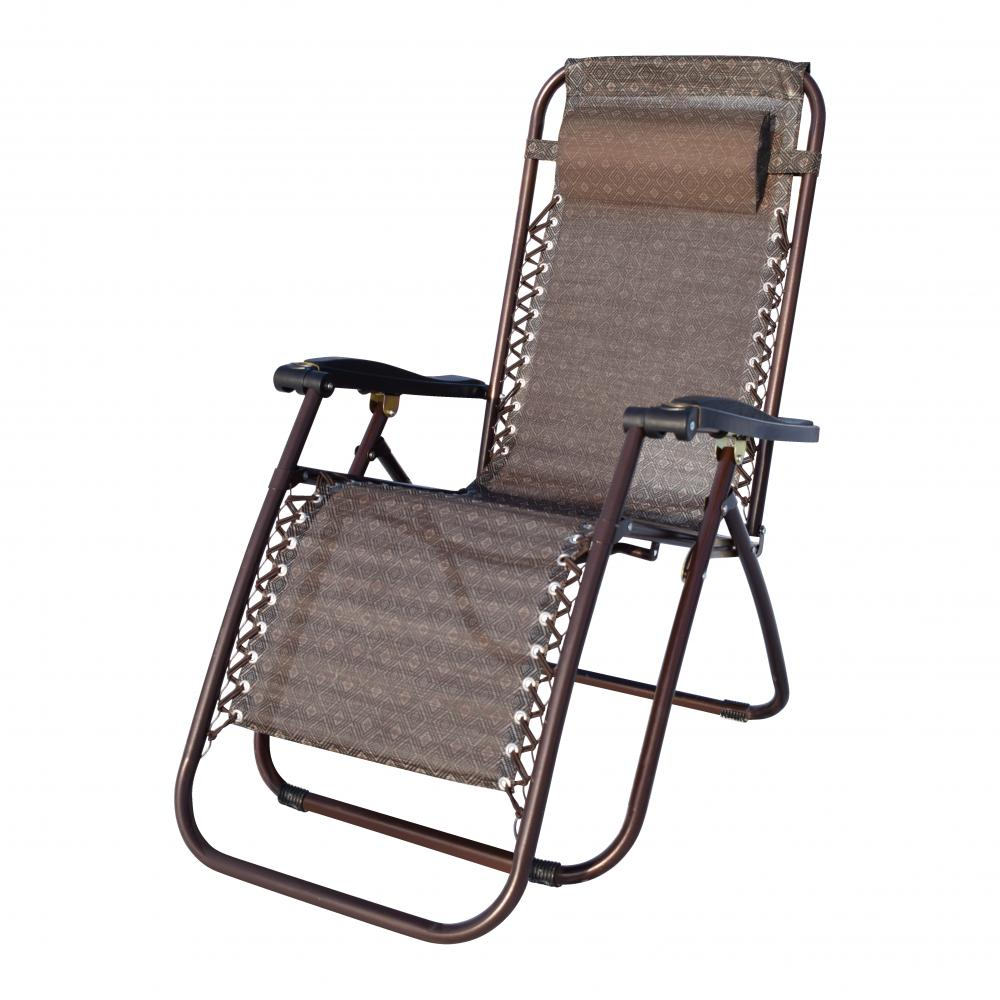 Chaise Lounge Folding Fishing Summer Hiking, Camping, Fishing Chair Portable, For Home, Dacha, Garden, Beach, Lake, Camping