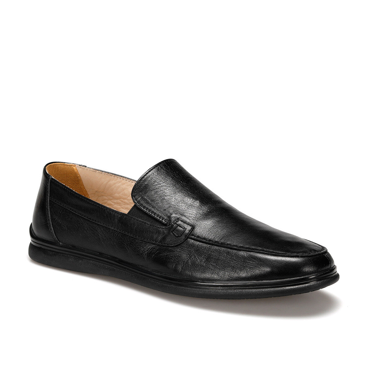 FLO DIVINE Black Men Mocassin MERCEDES