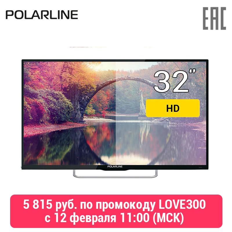 "TV 32"" POLARLINE 32PL12TC HD 3239inchTV DVB-T dvb-t2 DVB-C digital"