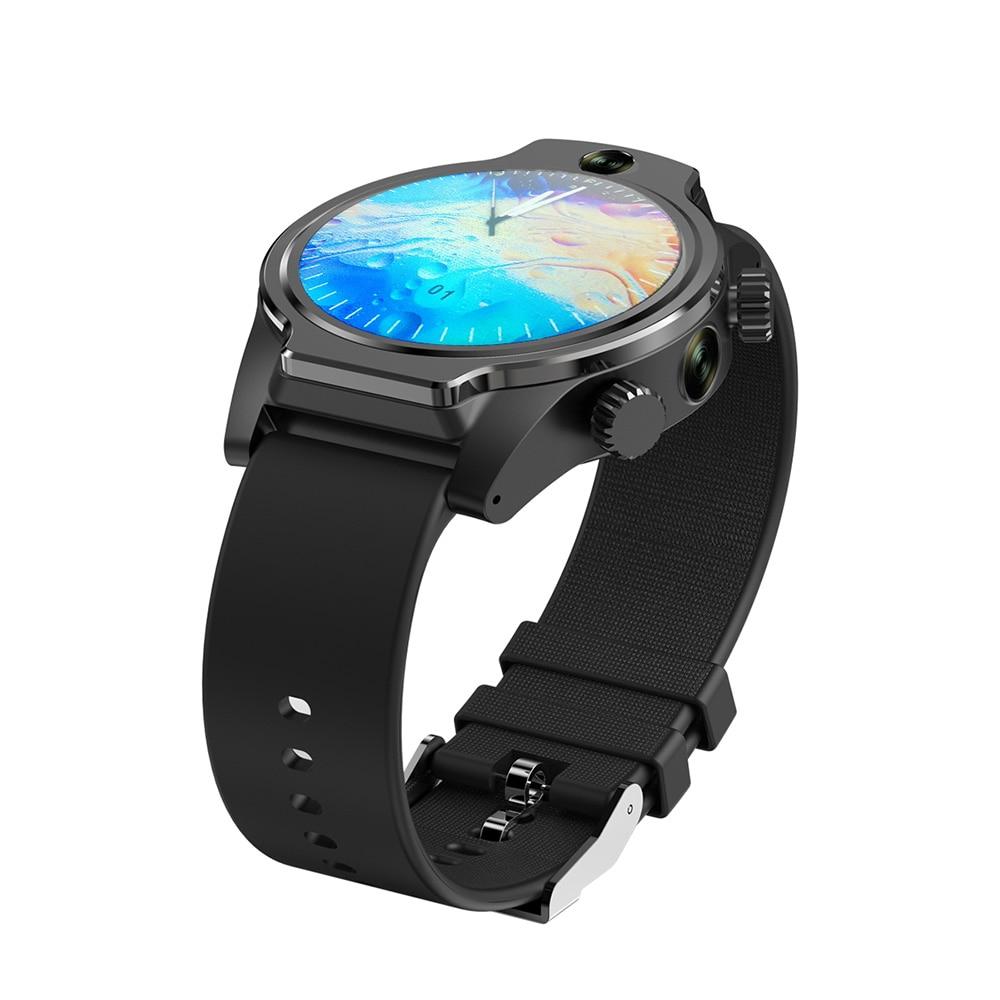 Смарт-часы CanMixs S10 мужские, 4G, Android, GPS, Wi-Fi, камера, водозащита IP68, 1,69 дюйма, пульсометр, 3 + 32 ГБ 2