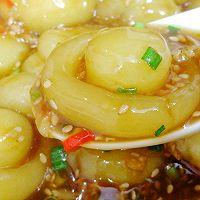 """#美食说出""""新年好""""#蘑菇还是土豆吃了才知道~土豆蘑菇的做法图解13"""