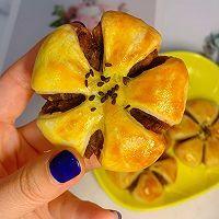 零失败㊙️好吃又好看的桃花酥来了的做法图解9