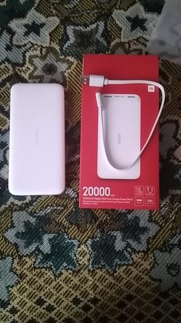 Potable External Battery 20000 mAh Xiaomi Redmi Power Bank 10000 mAh Xiaomi Redmi Power Bank Fast Charge free shipping Power Bank     - AliExpress