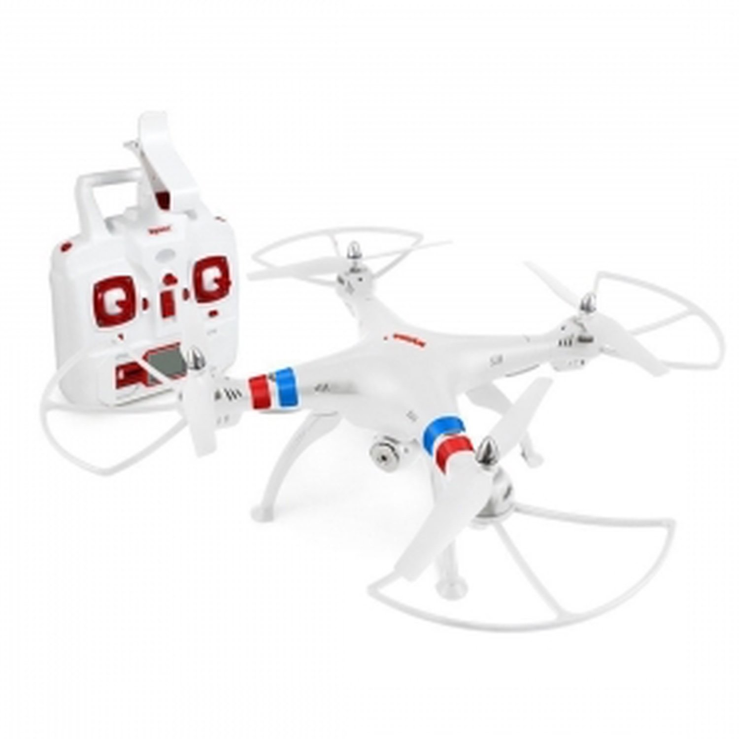 купить QUADCOPTER DRONE SYMA X8W FPV Explorers 2.4GHz 4ch 6 axis Gyro RC CAMERA HD WIFI по цене 102.85 рублей