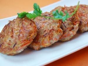 萝卜丝肉饼的原材料以及它的做法-养生法典