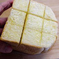 蜂蜜吐司冰激凌 | 冷热交替的碰撞甜品的做法图解6
