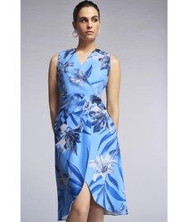 Dress Muse®Tropical print