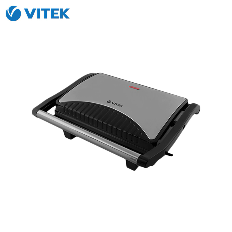 Electric Grill VITEK VT-2635 ST Grilling Household Appliances For Kitchen Electrical