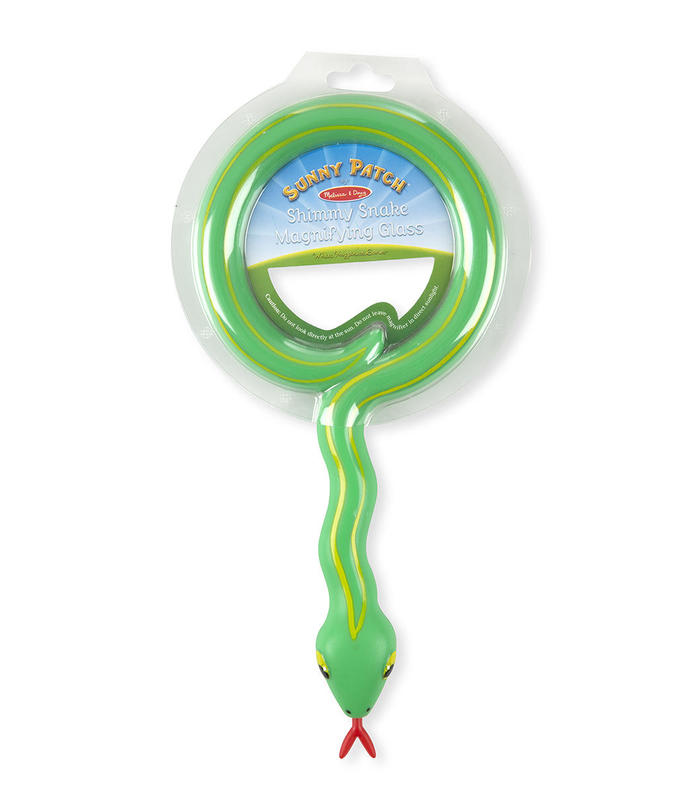 Magnifier Snake Toy Store Melissa & Doug