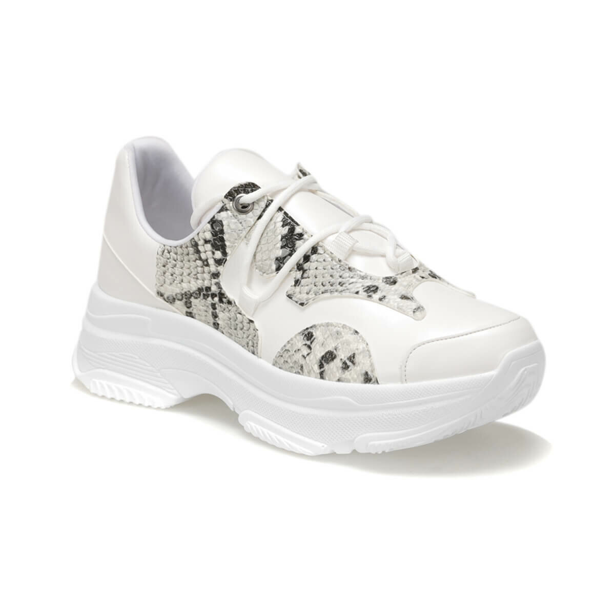 FLO TECNA01Z SKIN White Women 'S Sneaker Shoes BUTIGO