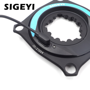 Image 5 - AXO MTB mountain bike power meter cadence sensor ANT+ Bluetooth dual sided spider power meter vvt boost bicycle crank powermeter