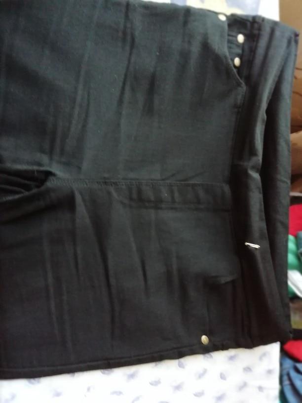 Leggings For Women Skinny Slim Thin Black Leggings Casual High Waist Elastic Pencil Pants Large Big Plus Size Women Leggings photo review