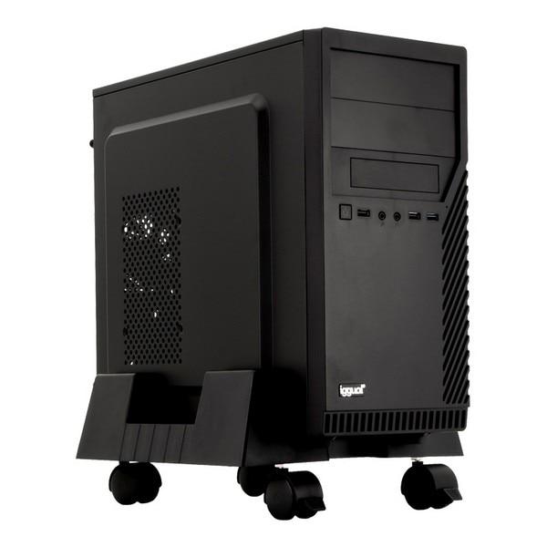 PC Stand Iggual IGG316115 15-26 Cm Black