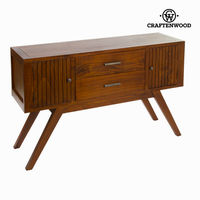 Sideboard 2 doors 2 drawers Serious Line Collection by Craftenwood