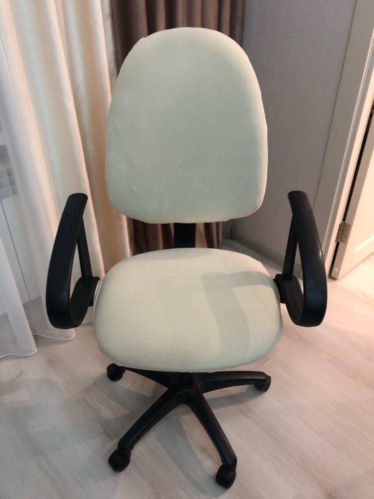 Capa p/ cadeira trecho trecho traseira