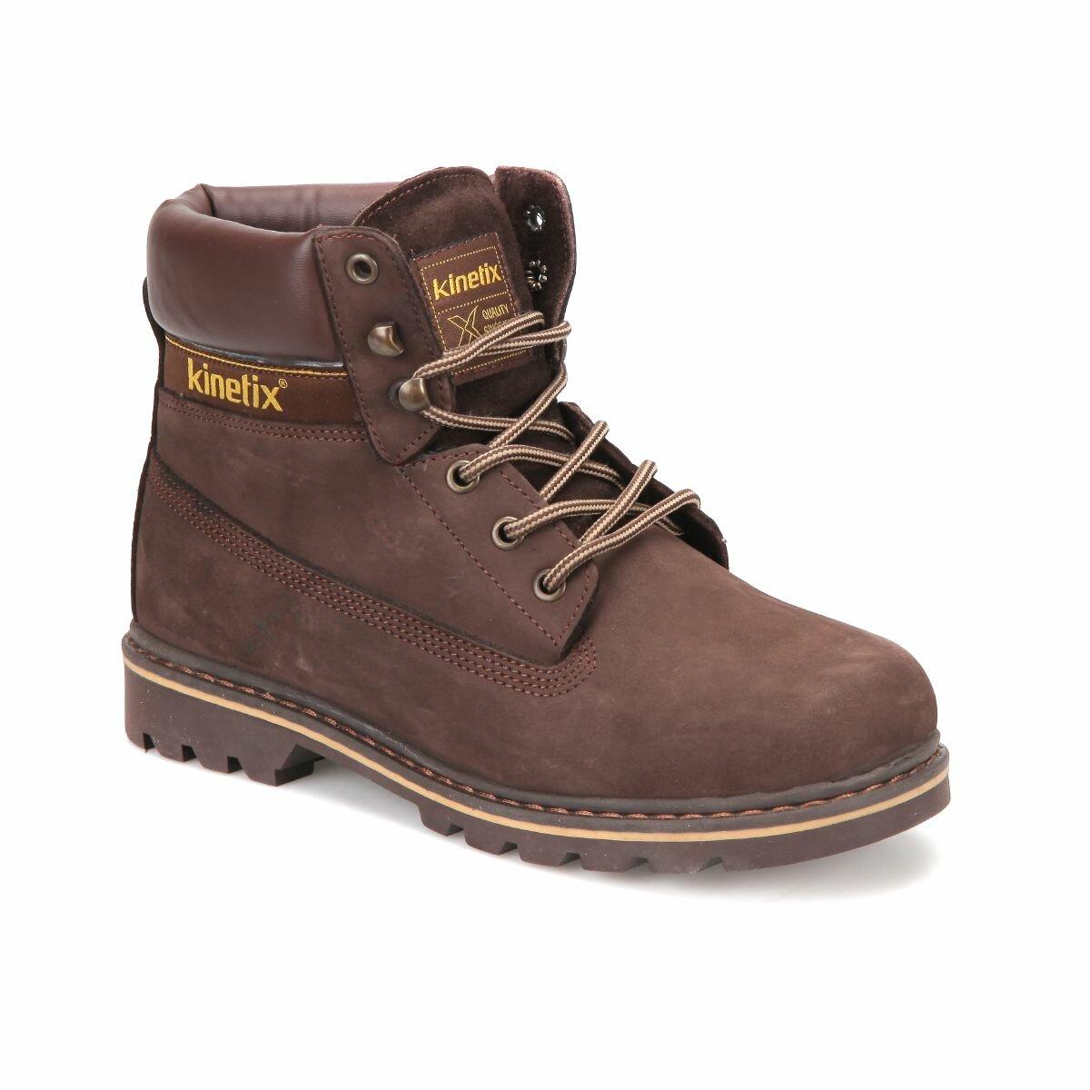 FLO JORDAN Brown Men Boots KINETIX