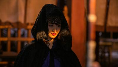 她是江南才女,才华横溢,被送给乾隆一朝权势最重的大臣,不足三十就香消玉殒