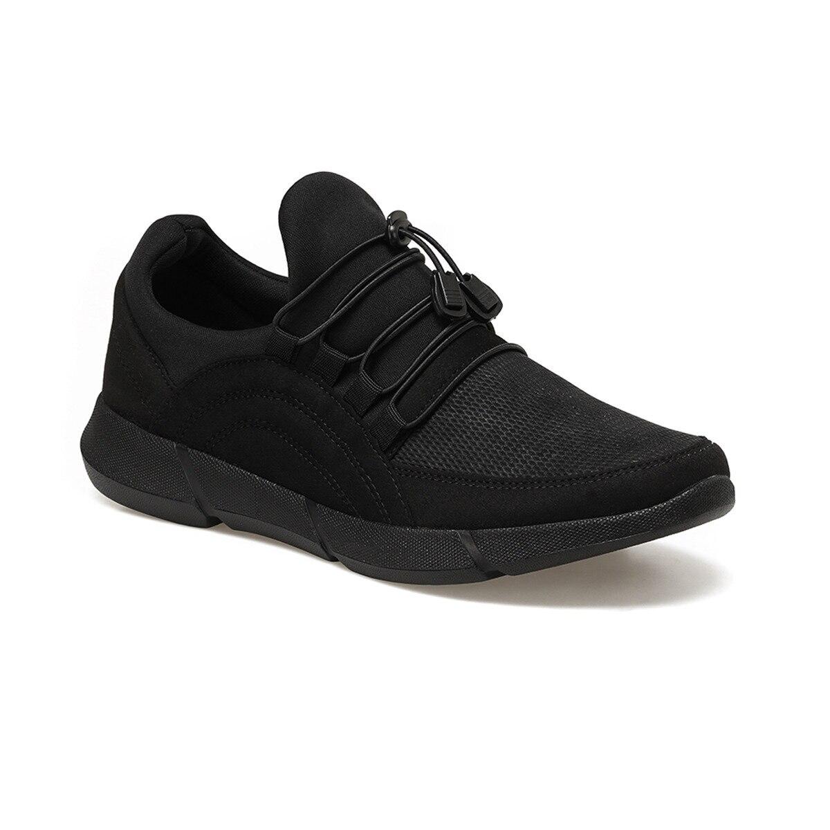 FLO AYD-1 Siyah Erkek Ayakkabı Forester