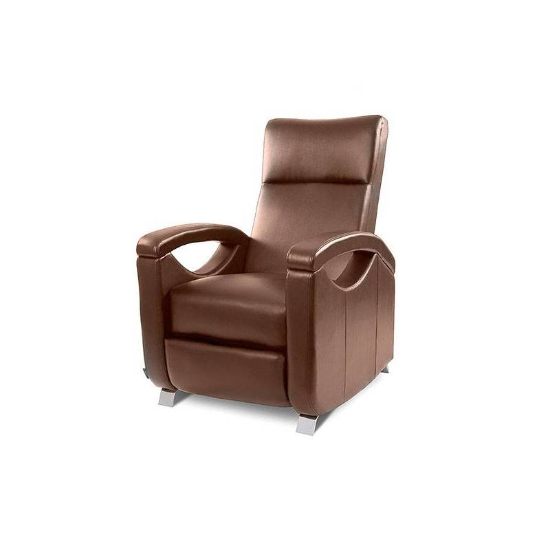 Armchair Relax Massager Push Back Brown Cecotec 6027