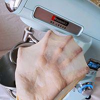 大理石纹理吐司的做法图解3