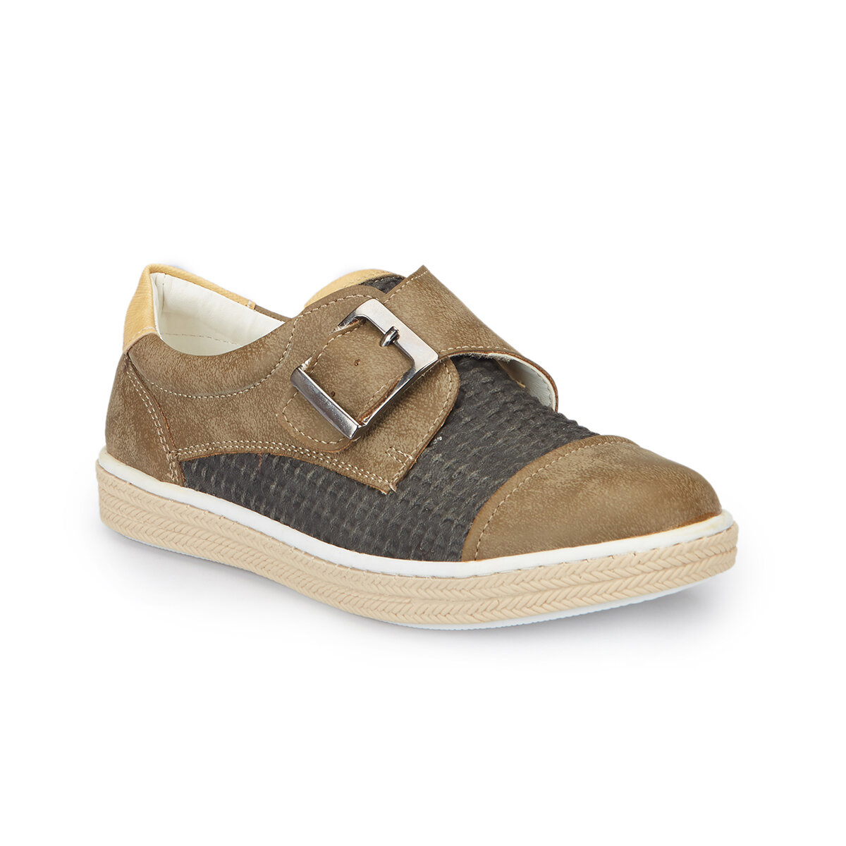 FLO 81.510227.F Sand Color Male Child Shoes Polaris