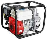 WASSER PUMPE MIT MOTOR BENZIN 163CC 50mm 4 MAL 30,000 L/H GARANTIE