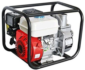 WATER PUMP WITH MOTOR GASOLINE 163CC 50mm 4 TIMES 30,000 L/H WARRENTY