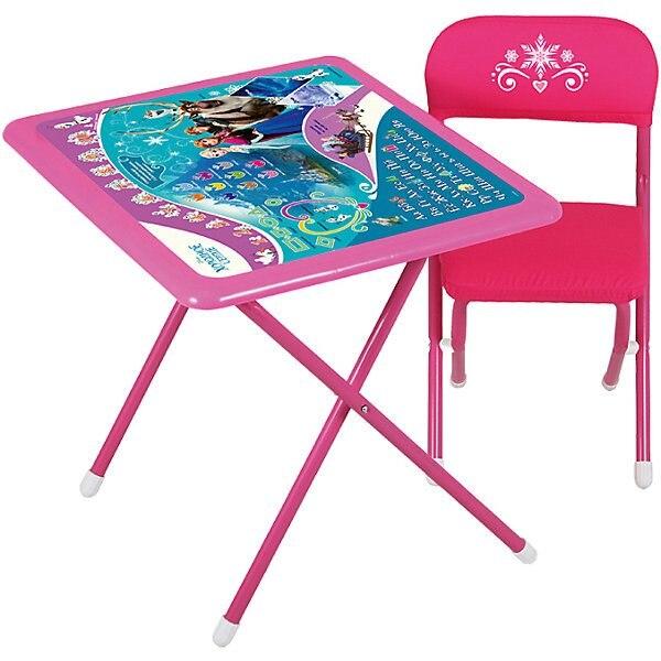 Furniture Set Дэми Frozen 2 (1,5-8 Years Old), MTpromo