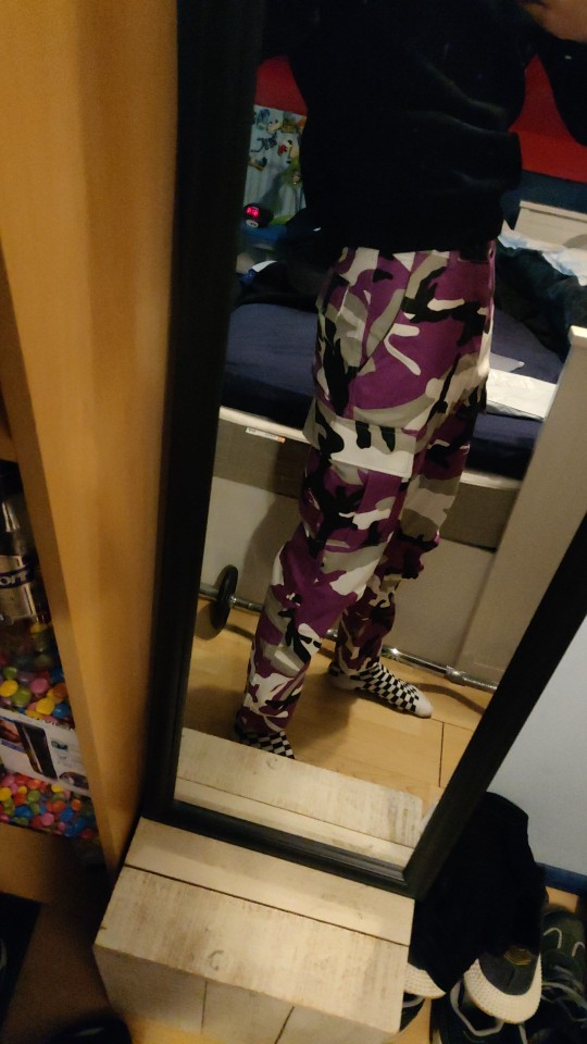 GONTHWID Color Camo Cargo Pants 2020 Mens Fashion Baggy Tactical Trouser Hip Hop Casual Cotton Multi Pockets Pants Streetwear|multi pocket pants|tactical trouserscamo cargo pants - AliExpress