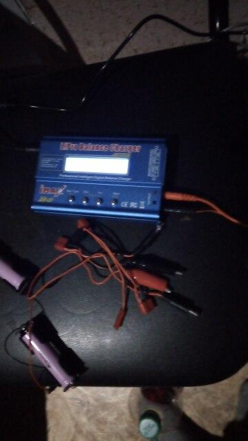 Peças e Acessórios Bateria conector Balanceador