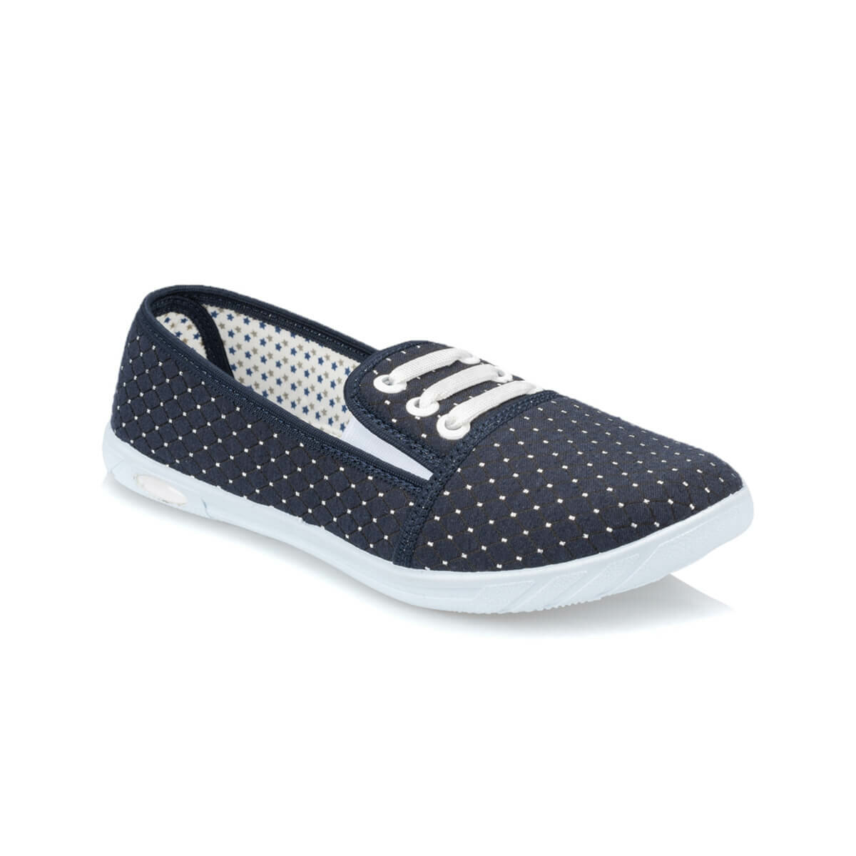 FLO 91.354989.Z Navy Blue Women 'S Slip On Shoes Polaris