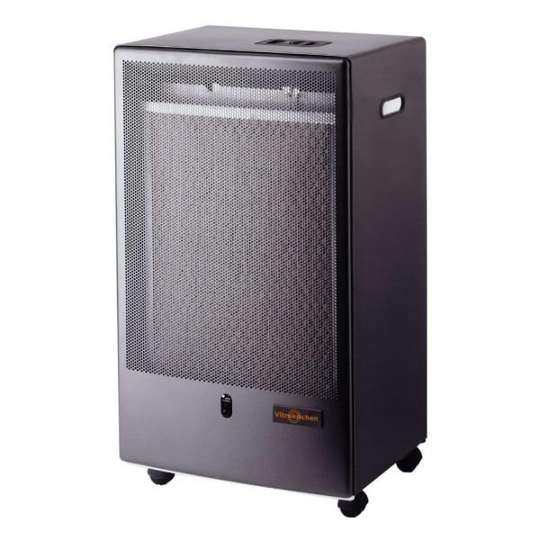 Gas Heater Vitrokitchen C3400W Black