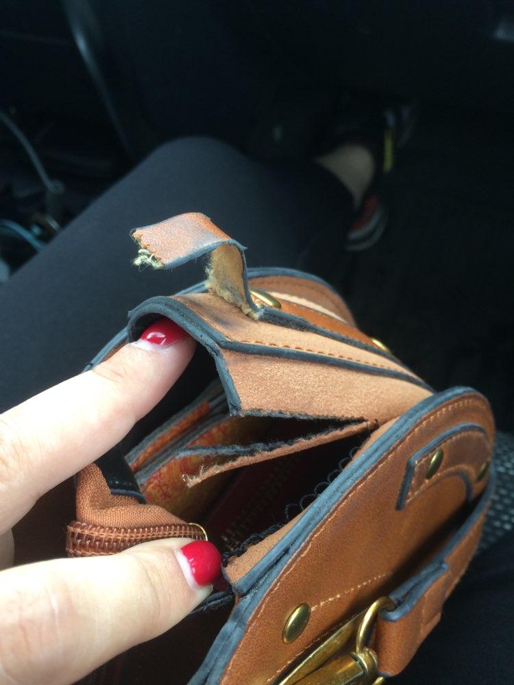 Bolsa a tiracolo bolsas redondo pequeno